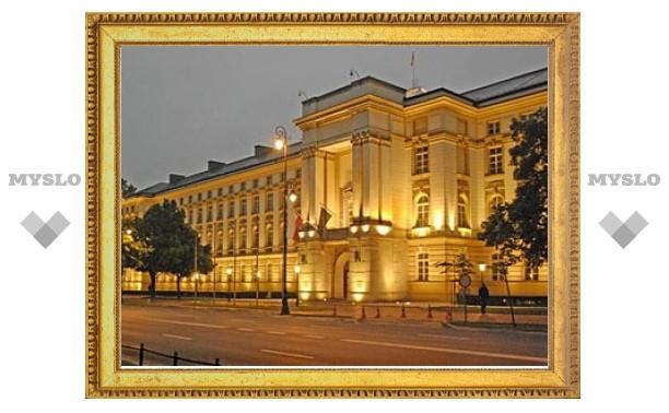 Руководитель канцелярии премьера Польши покончил с собой