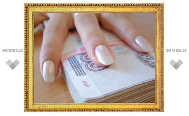Мошенница обманула туляков на 4,335 млн рублей