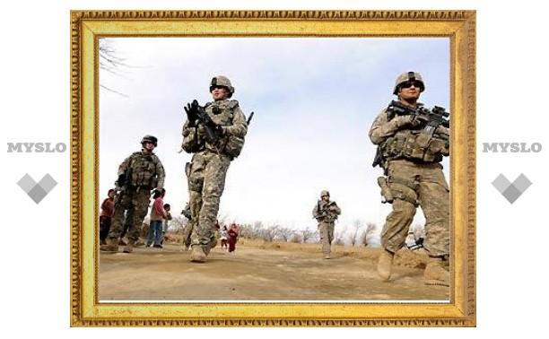 Американские войска начали масштабную операцию в Афганистане
