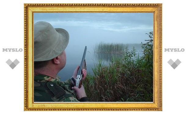 Незаконная охота обойдется тулякам в 200 тысяч рублей