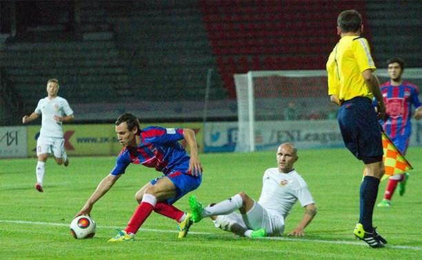 Канониры реабилитировались за неудачу в Кубке России