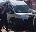 В ДТП на Оборонной пострадали четыре человека