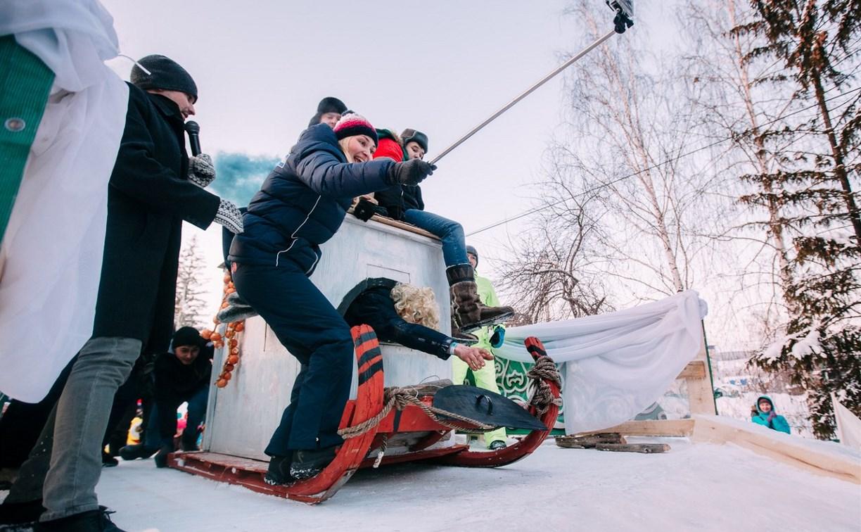 В тульском ЦПКиО имени Белоусова состоится санный фестиваль