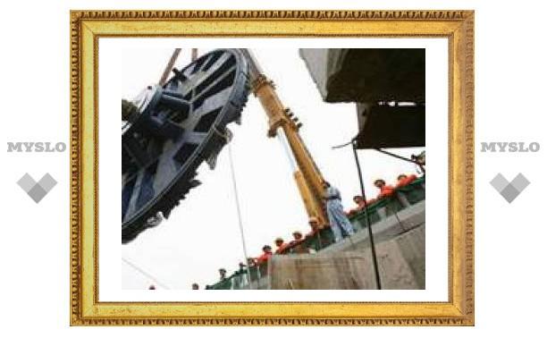 В Пекине обрушился тоннель строящегося к Олимпиаде метро