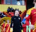 «Рубин» подтвердил аренду Фильцова в «Арсенал»
