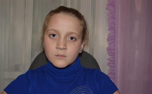 Полине Помозовой требуется операция