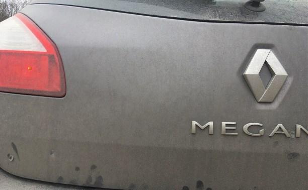 В Туле неизвестные обстреливают автомобили: третий случай за неделю