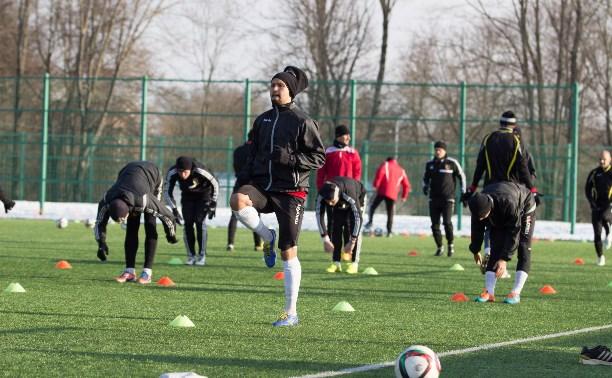 «Арсенал» готовится к выезду в Казань