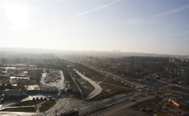 Штаб по развитию Тулы обсудит проект кольцевой дороги