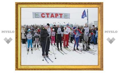 Владимир Груздев встал на лыжи