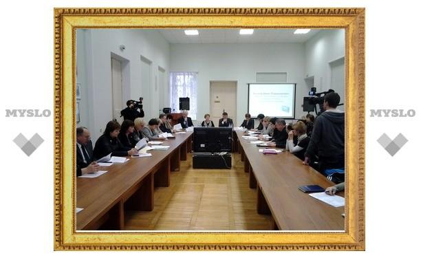 Чиновники из министерства образования Тульской области пожаловались на избыток денег