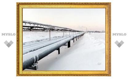 """""""Газпром"""" отвяжет цены на газ от нефтепродуктов"""
