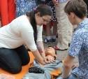 В Тульской области реализуют проект МЧС России «Научись спасать жизнь!»