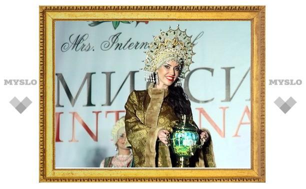 Тулячка представит Россию на конкурсе красоты в Чикаго