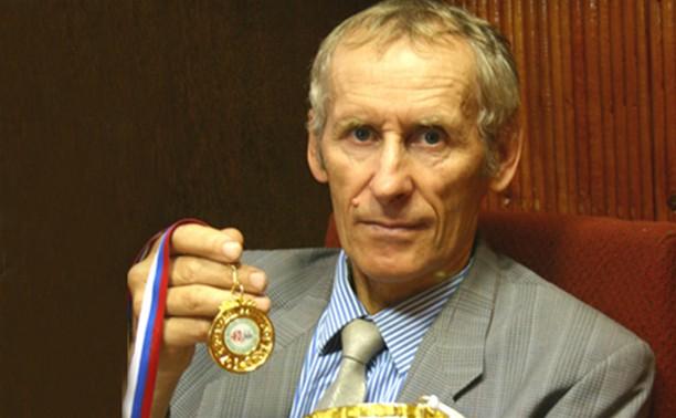 Ветеран из Тульской области занял первое место в пробеге легкоатлетов
