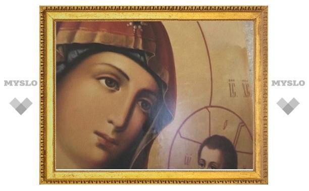 Тульские священнослужители: иконы мироточат к глобальным переменам!