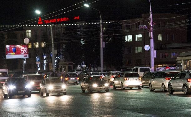 С автомобильными пробками в Туле разберутся народные эксперты