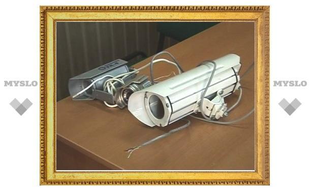 Веб-камеры, установленные на избирательных участках Тульской области, воруют?