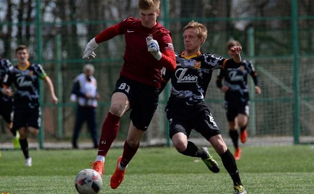 Молодежка «Арсенала» уверенно обыграла «Крылья Советов»