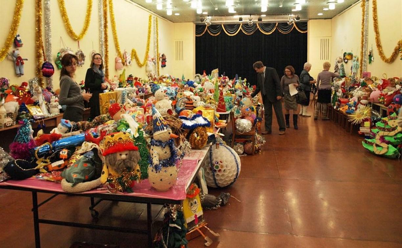 Тульский кремль объявляет конкурс елочных игрушек