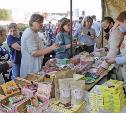 «Белевские сладости» угостили туляков в День города пастилой, смоквой и зефиром