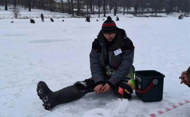 На Воронке состоялись соревнования по рыбной ловле на мормышку