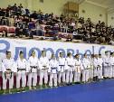 В Туле стартовал турнир по дзюдо среди юниоров
