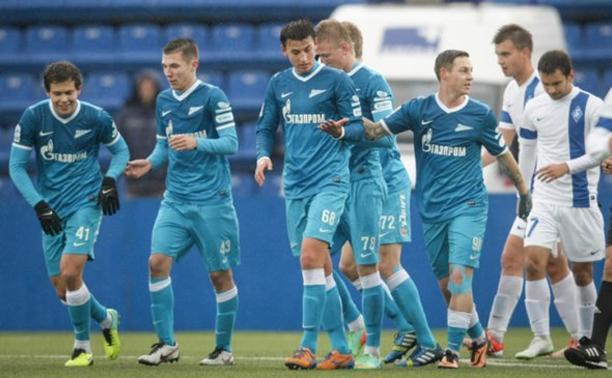 Молодежка «Арсенала» сыграет с «Зенитом»