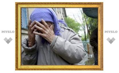 Под Тулой внук избил 80-летнюю бабушку