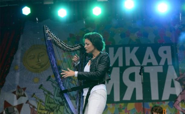 Третий день на «Дикой Мяте»: яркий финальный аккорд от «Мельницы»