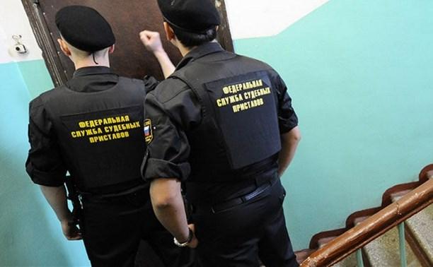 В Новомосковске приставы поймали должника, прикинувшись покупателями авто