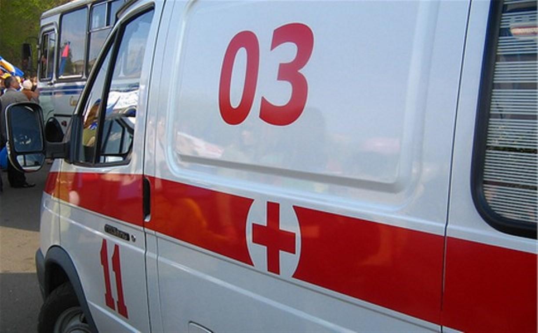 В Туле произошло ДТП с участием скорой
