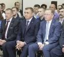 Алексей Дюмин вручил коллективу АО «Тулаточмаш» благодарность Правительства РФ