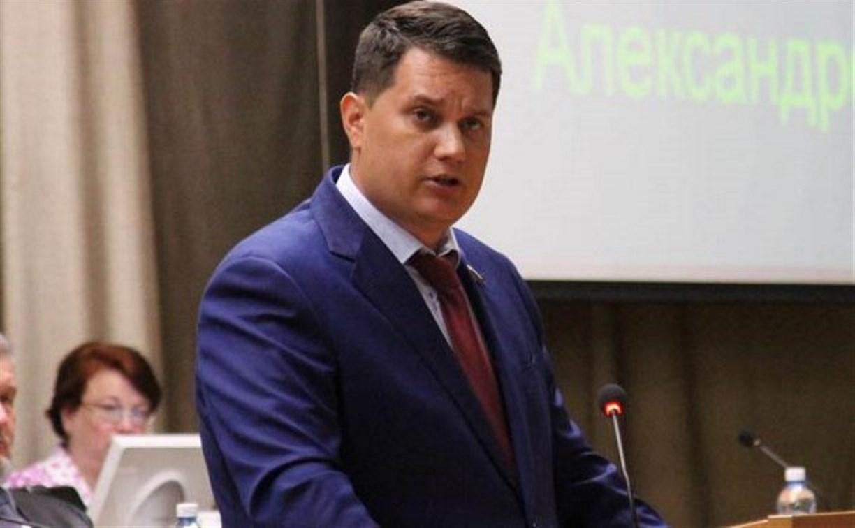 Перестановки в Тульской облдуме: зампреда Алексея Лебедева досрочно освободили от должности
