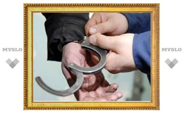 Задержан подозреваемый в краже
