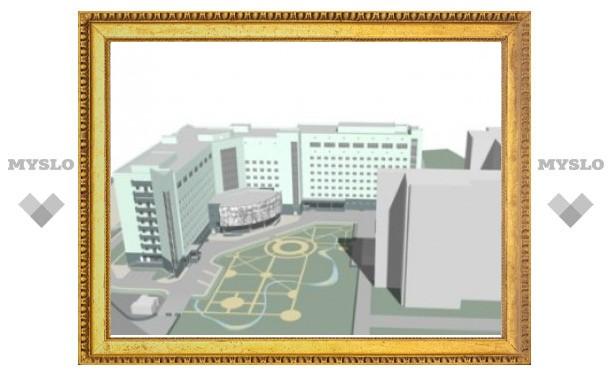 Новый центр лор-заболеваний построят в Москве до конца 2010 года