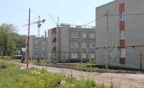 Дома для переселенцев из аварийного жилья в Донском и Узловой построили с нарушениями