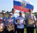 В Тульской области прошли соревнования по авиамодельному спорту