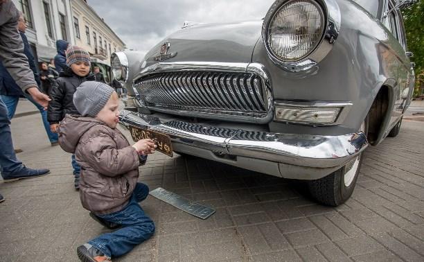 Тульские водители получат новые автономера