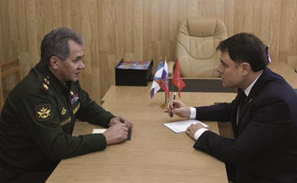 Министр обороны Сергей Шойгу планирует возродить в Туле малую авиацию