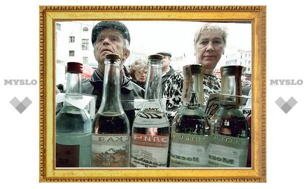 Скоро из тульских киосков исчезнет весь алкоголь