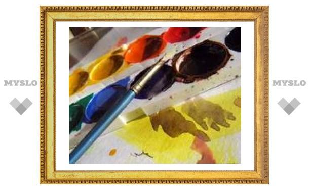 Неделя современного искусства для тульских детей