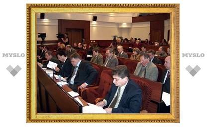 Тульские депутаты не смогут защитить интересы в суде