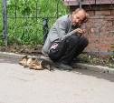 Госдума планирует запретить попрошайкам использовать животных