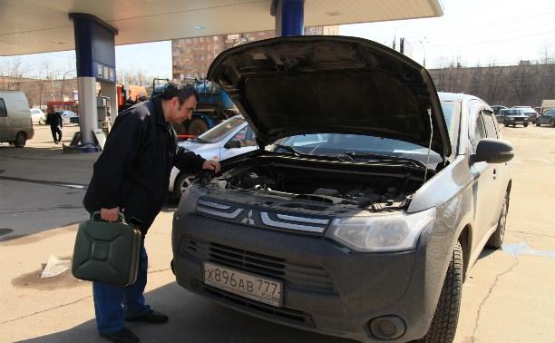 Где в Туле заливают качественный бензин?