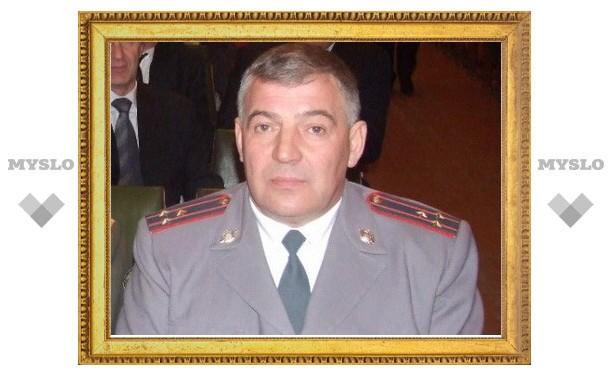 Аноним сообщил о ДТП с начальником районной полиции