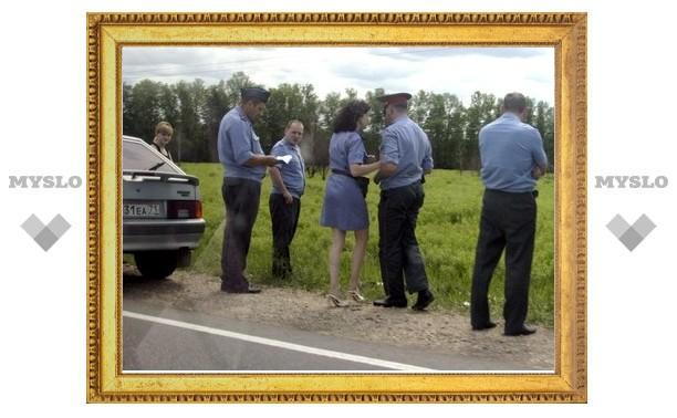 В Туле найден убитый житель Курской области