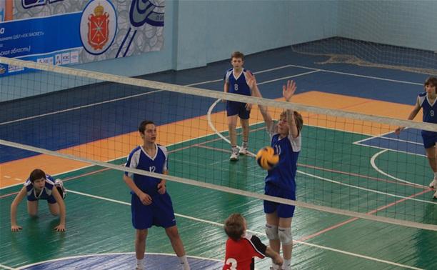 Волейболисты ТулГУ одержали первую победу в финале
