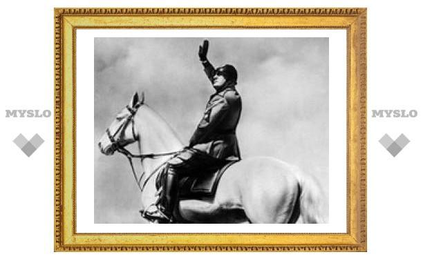 Бункер Муссолини превратили в галерею