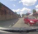 «Перегрелся, наверное»: туляк «перепутал» направление движения на ул. Л. Толстого